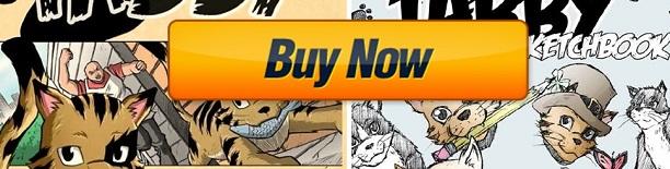 Tabby, Buy, Tabby Sketchbook, Stephen Kok, P.R. Dedelis